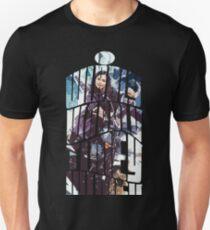 Dr. Who tardis Tee painting T-Shirt Unisex T-Shirt