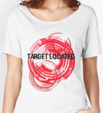 Target Located Women's Relaxed Fit T-Shirt