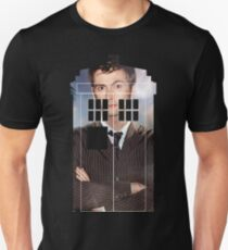 The Doctor Tee - Tardis T-Shirt T-Shirt