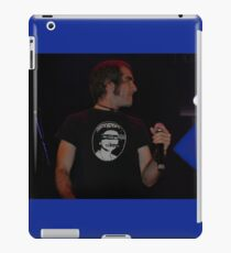 God Save The Queen - Jack Jones, Australia 2008 iPad Case/Skin