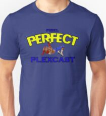 Pixel Perfect Plexcast (Primary Logo) Unisex T-Shirt