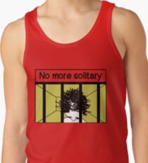 No more solitary confinement Men's Tank Top