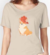 Queen Corgi Women's Relaxed Fit T-Shirt