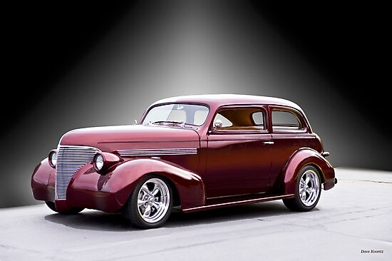 1939 Chevrolet Master Deluxe 2-Door Sedan II by DaveKoontz