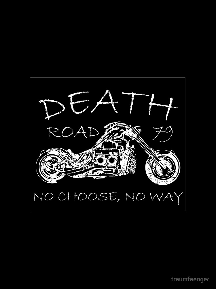 Death Road 1979 by traumfaenger
