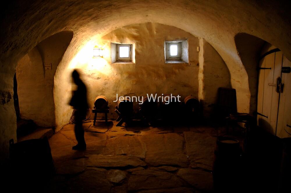 Ghost of Nalan by Jenny Wright