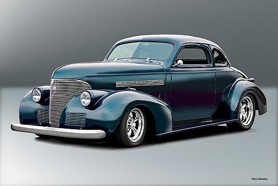 1939 Chevrolet Master Deluxe Coupe I by DaveKoontz