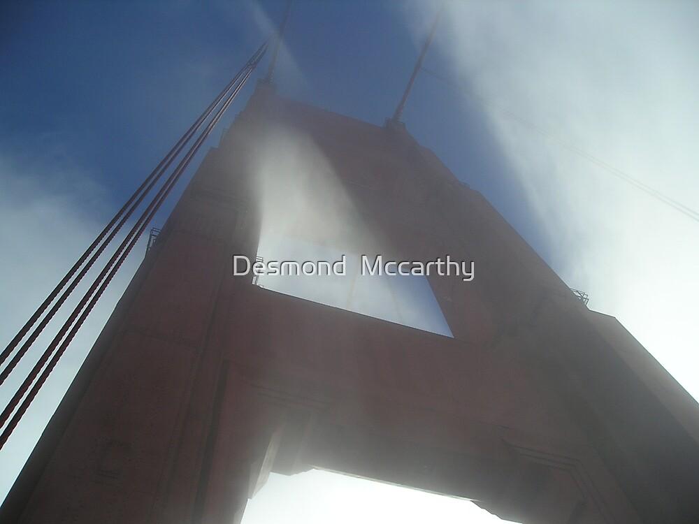 in the mist by Desmond  Mccarthy