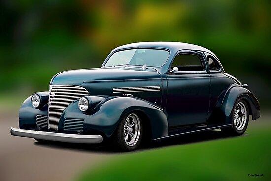 1939 Chevrolet Master Deluxe Coupe II by DaveKoontz