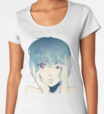 Rei Ayanami Neon Genesis Evangelion Women's Premium T-Shirt