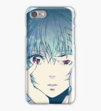 Rei Ayanami Neon Genesis Evangelion iPhone Case/Skin