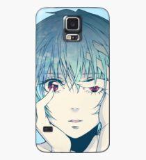 Rei Ayanami Neon Genesis Evangelion Hülle & Skin für Samsung Galaxy