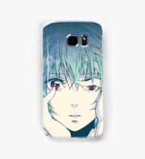 Rei Ayanami Neon Genesis Evangelion Samsung Galaxy Case/Skin