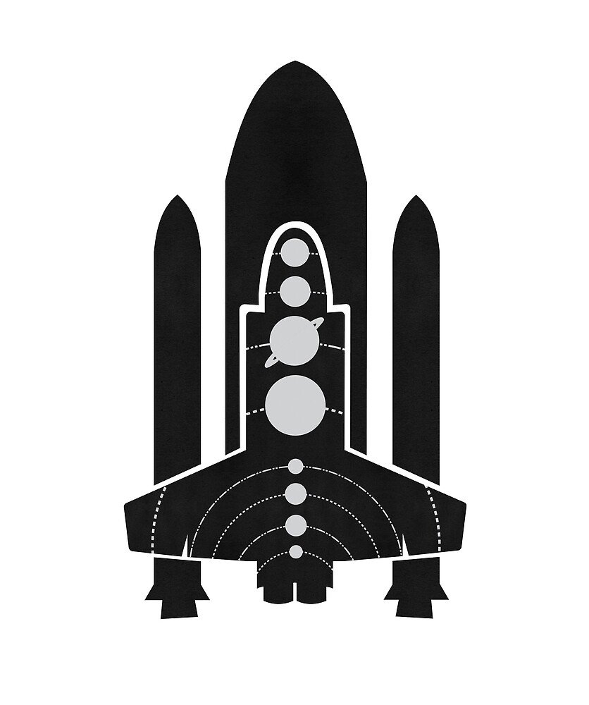 Space Shuttle by epcp