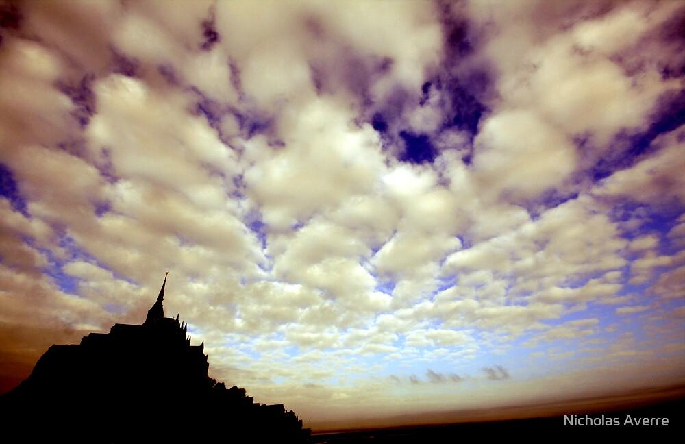 Mont Saint-Michel by Nicholas Averre