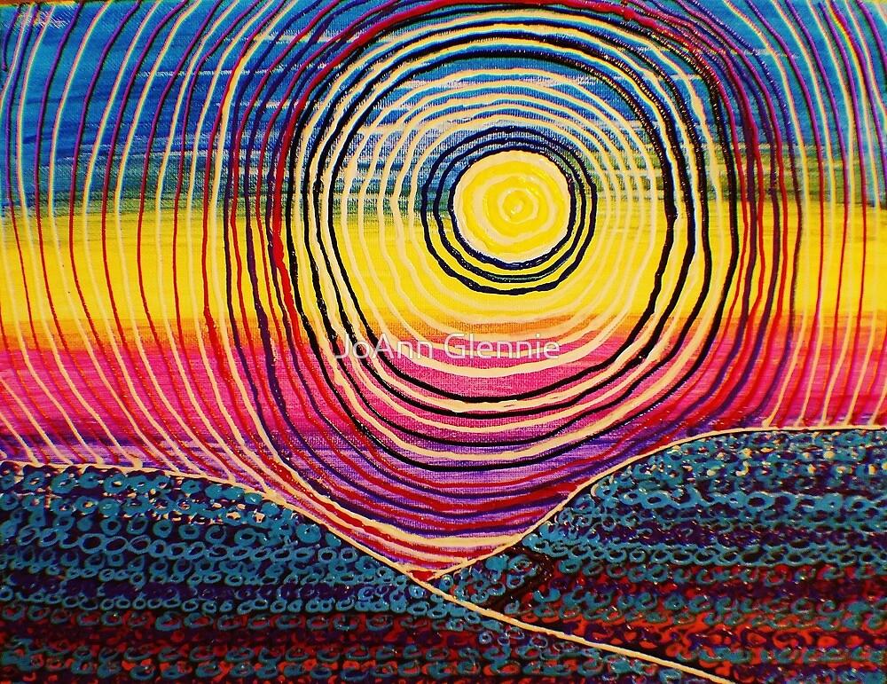 Sun by JoAnn GLENNIE