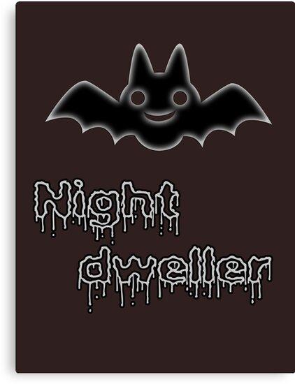 Night dweller by Asrais