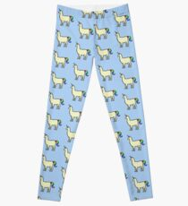 Always Be Yourself, Unless You Can Be A Llamacorn Leggings