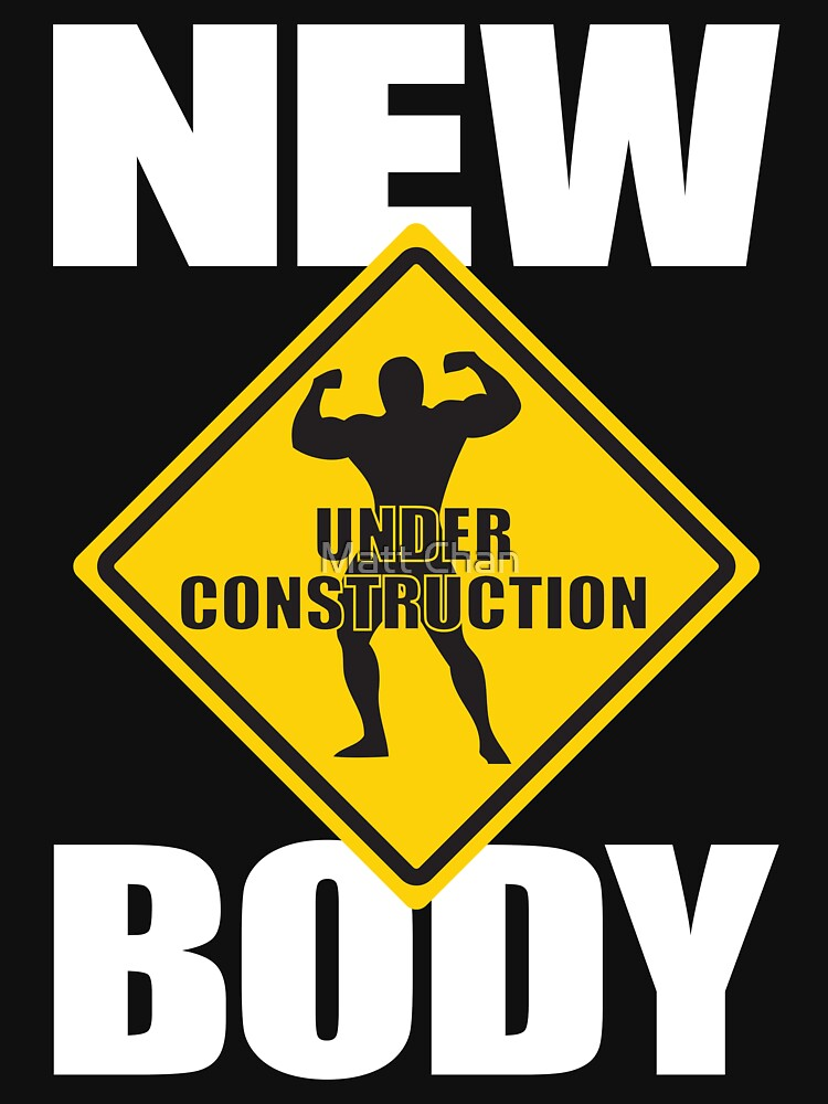 New Body Under Construction by mchanfitness