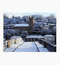 Ironbridge to Tontine Photographic Print