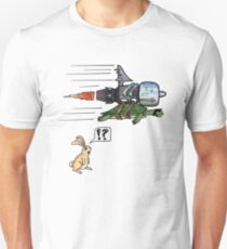 Turbo Tortoise & The Hare T-Shirt