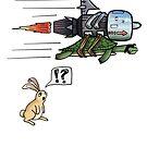 Turbo Tortoise & The Hare by Daniel Ranger