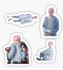 jimin spring day stickers Sticker