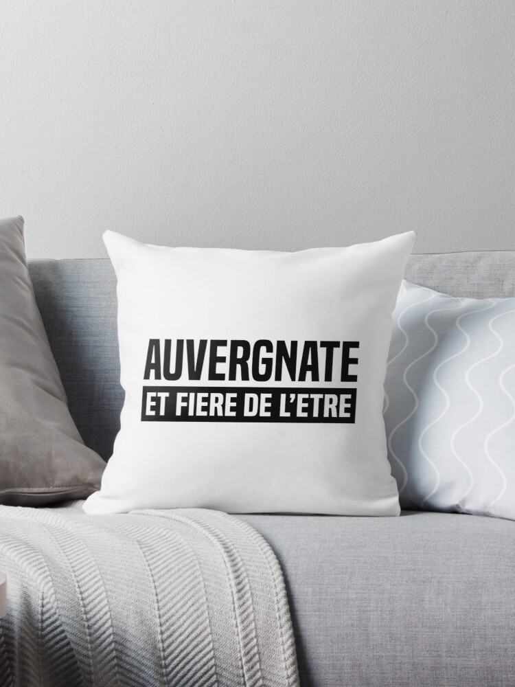 Auvergnate and proud to be by fourretout