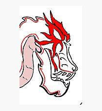 Dragon-Head Photographic Print