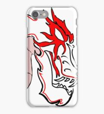 Dragon-Head iPhone Case/Skin