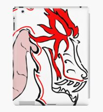 Dragon-Head iPad Case/Skin