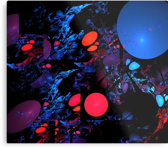 Neptune Satellites by KimSyOk