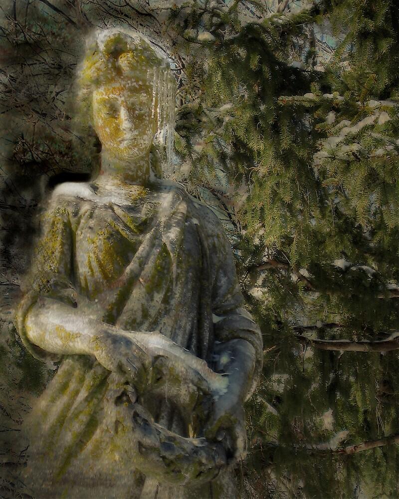 Angel in Winter by Jing3011