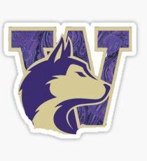 University of Washington Huskies Sticker