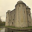 Nunney Castle. by Livvy Young