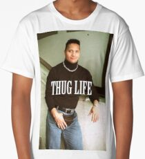 Throwback - Dwayne Johnson Long T-Shirt