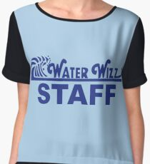 Water Wizz - STAFF Women's Chiffon Top