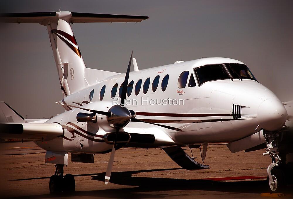 King's Air Beechcraft Jet by Ryan Houston