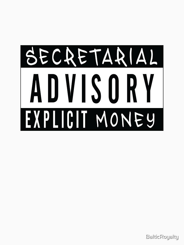 Secretarial Advisory - Dirty version by BalticRoyalty