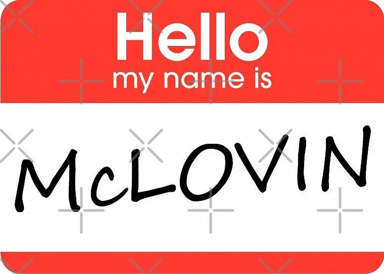 Mclovin  by LexBauer