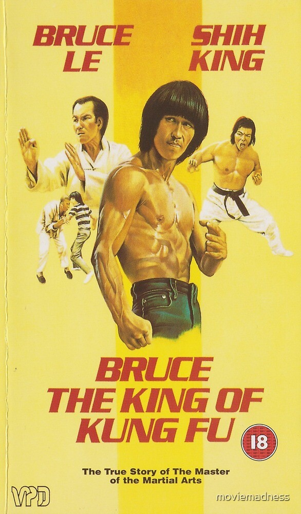 King of Kung Fu by moviemadness