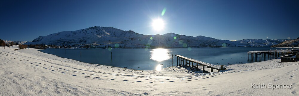 Lake Chelan by Keith Spencer