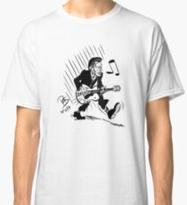 Chuck Berry caricature Classic T-Shirt