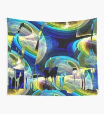 A Space in Time Wall Tapestry