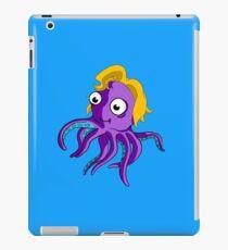 Cute Blond Octopus iPad Case/Skin