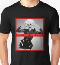 RPDR - Sharon Needles: When In Doubt, Freak 'Em Out Unisex T-Shirt