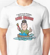 Tackleberry Goes Fishing T-Shirt