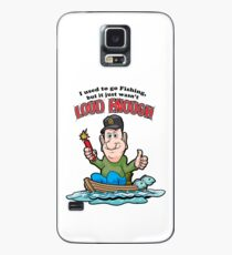 Tackleberry Goes Fishing Case/Skin for Samsung Galaxy