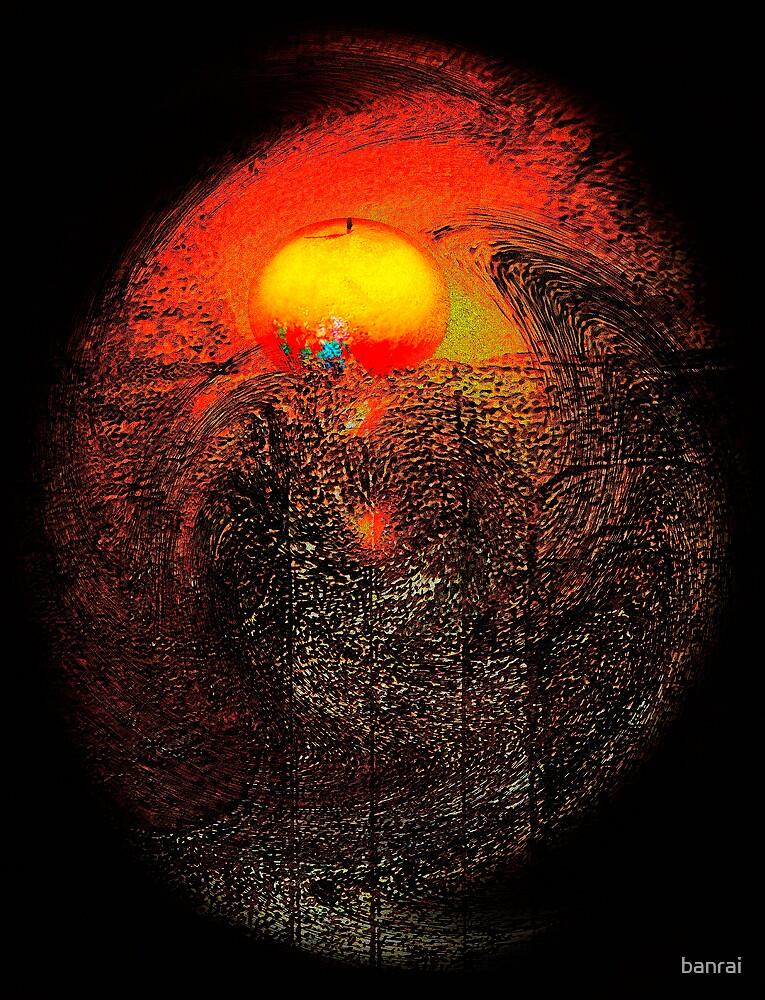 Orangegate by banrai