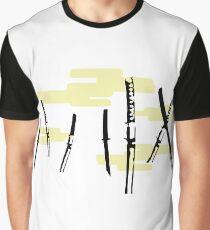 7 samurais Graphic T-Shirt